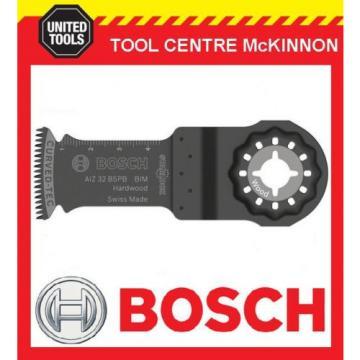 BOSCH 32mm BIM MULTI TOOL HARD WOOD CUTTING BLADE – SUIT FEIN, MAKITA ETC