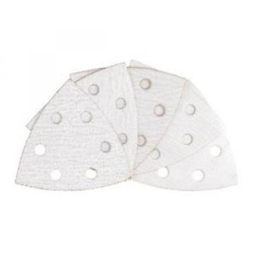 Bosch 2608607542 - Set carta vetrata White Pain, 10 pezzi