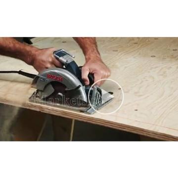 "BOSCH 7-1/4"" Powerful Circular Saw Electric Lightweight Durable Cutting Tools"