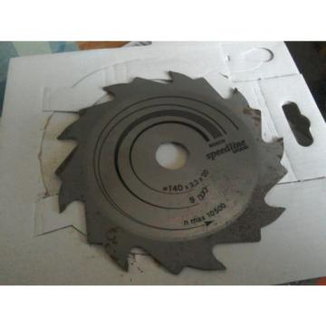 Bosch Circular Saw Blade, 140mm x 20mm Bore, New old stock, Free P&P. Last One.