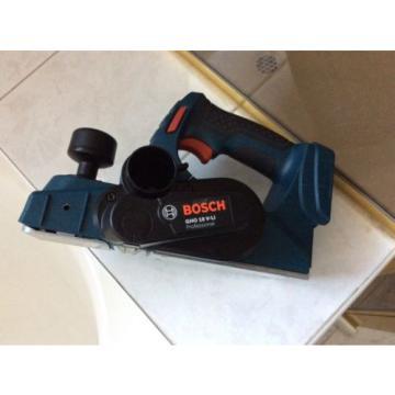 Bosch cordless planer 18v professional GHO 18 V -LI.Skin only