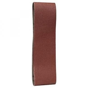 Bosch 2608606091 - 3 Nastri abrasivi B.f.Wood; 75 x 610 mm, P80