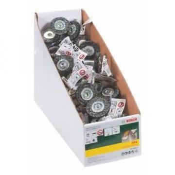 Bosch, Set di spazzole a disco per trapani, con filo ondulato, ø 38 mm, 26070171