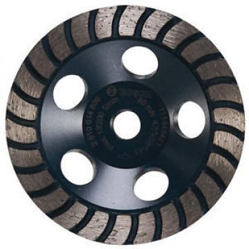 "Bosch 4-1/2"" Turbo Row Diamond Cup Wheel DC4530H New"