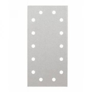 Tg 14 Holes  BOSCH, Set di fogli abrasivi, 115 x 230 mm, P100, 50 pz. - 26086079