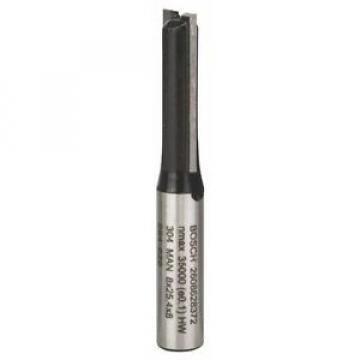 Bosch Accessori 2 608 628 372 - Fresa per scanalature 8 mm, D1 8 mm, L 25,4 mm,
