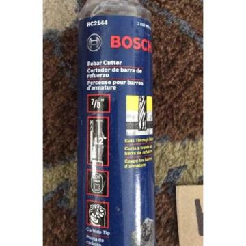BOSCH RC2144 7/8-INCH BY 12-INCH SDS PLUS REBAR CUTTER