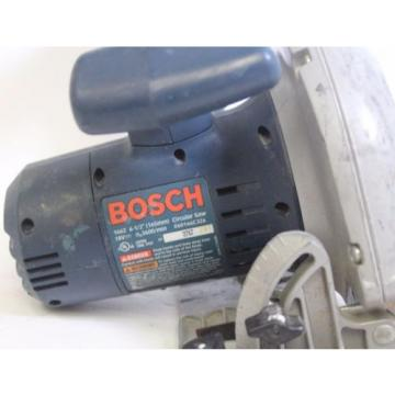 "BOSCH 1662 18 VOLT 6 1/2"" CORDLESS CIRCULAR SAW BARE TOOL"