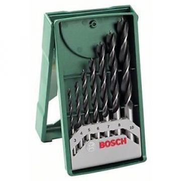 Bosch 2607019580 X-Line Set Mini, 7 Punte per Legno