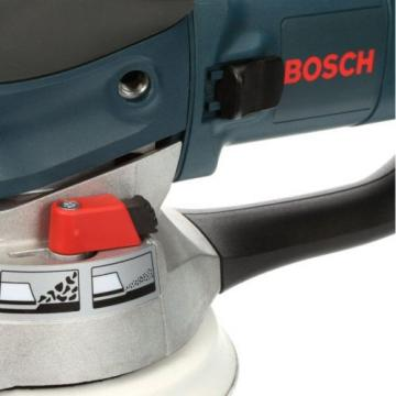 Bosch Random Orbital Sander Polisher 6 Amp Corded Electric 6 inch Variable Speed