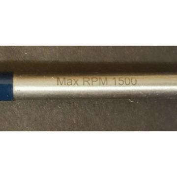 Spade Bit 3/4 Diameter 15 Degree Edge Bosch Spade Bits B1009 000346388657