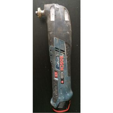 Bosch Professional GOP108VLiN 10.8V Li-Ion Cordless Multi-Cutter + extras