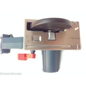 Bosch CSM180 NEW 18-Volt 5-3/8-Inch Soft-Grip Metal Circular Saw - Bare Tool