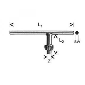 Bosch 1607950041 - Chiave di ricambio per mandrino a cremagliera, 16 mm