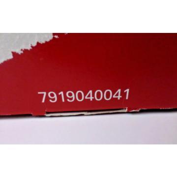 Linde 7919040041 Joystick Black Single Handle Forklift Gated NOS OPEN WORN PKG**
