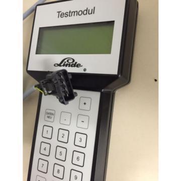 Auslesekonsole Linde Konsole 3903605404 Diagnose Diagnosegerät  Testmodul Modul