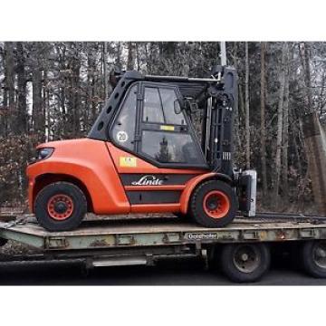 Linde Gabelstapler Stapler 8000Kg Diesel  inkl. Mwst