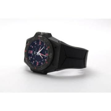 Linde Werdelin GMT Hard Black III PVD DLC Red HB.III-GMT Limited to 66 Pieces