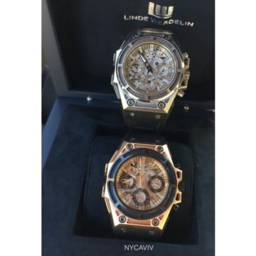 Linde Werdelin SpidoSpeed Titanium Grade 5 Chronograph Royal Offshore