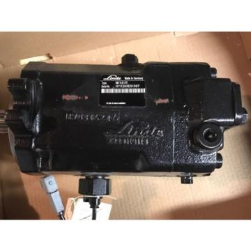 Linde Fixed Displacement Motor  Type HMF 75022701   Krone part  #9191870