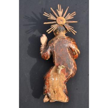 Jesuskind, blattversilbert, ca.1700-1750, geschnitzt, Linde,barock, 33 cm