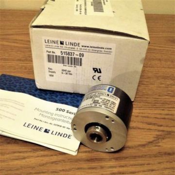 LEINE & LINDE RSI 503 / 515837-09 / 9..30 VDC ENCODER (NEW)