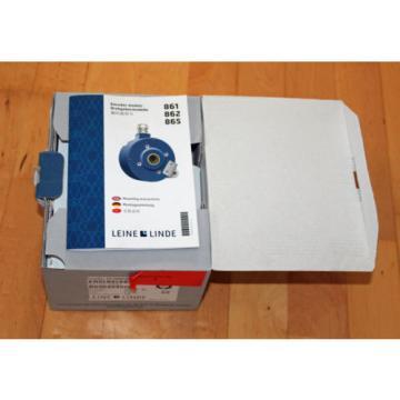861 Leine & Linde Encoder --- 861900220 Part Number: 729798-01