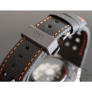 Linde Werdelin Limited Edition Spidspeed Black Orange Watch