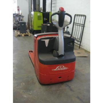 Linde Electric Pallet Jack -  Low Hours, Excellent Condition, Nimble, Compact