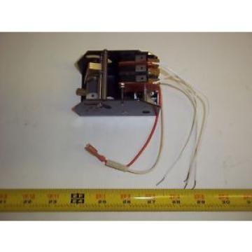 145365 Linde-Baker Forklift, Accelorator Switch