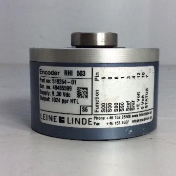 Leine Linde RHI 503 Encoder 519254-01
