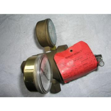 Linde acetylene regulator Heavy Duty Oxweld Type R66CA