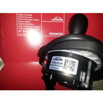 NEW GENUINE  LINDE FORKLIFT JOYSTICK CONTROLLER HANDLE CONTROL UNIT 7919040042