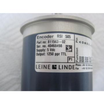 Leine Linde Encoder RSI 505 New Old Stock