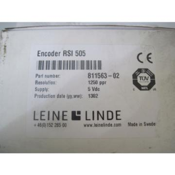 Leine Linde Encoder RSI 505 New Old Stock in Box