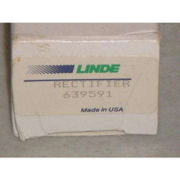 New! Linde 639591 Rectifier Free Shipping! L-TEC