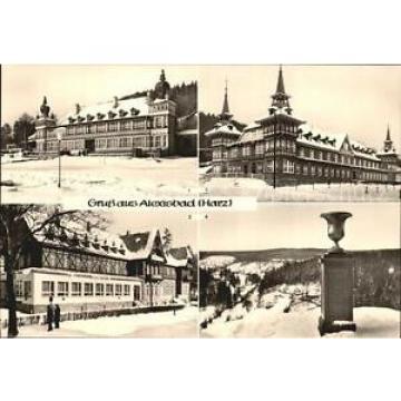 72500423 Alexisbad Harz Harzgerode Ferienheim Geschwister Scholl Hotel Linde Caf