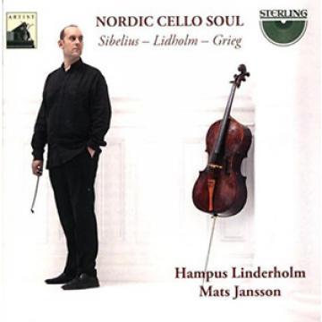 Mats Jansson / Hampus Linde...-Nordic Cello Soul  (UK IMPORT)  CD NEW