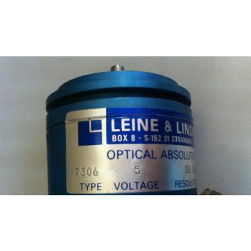 LEINE & LINDE AB 6306 1 + 7306 Drehgeber