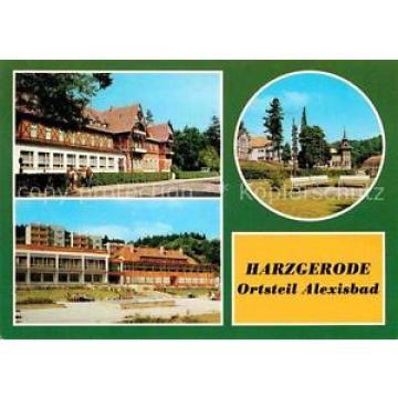 72617329 Alexisbad Harz Hotel Linde Cafe Exquisit Ferienheim Geschwister Scholl
