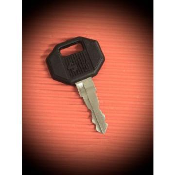 LINDE BAKER Forklift 14603 Ignition Key-Suits Kion,Linde Equipment -FREE POSTAGE