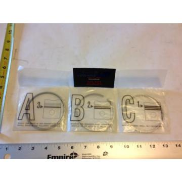 LIXVW038198151 Baker-Linde, Piston Ring Set
