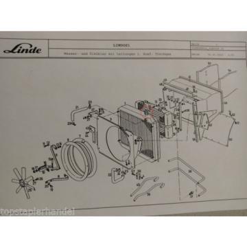 Bouchon de radiateur Linde 0009184606 H12/15 H20/25/30/35/40 BR 330,331,332