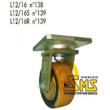 ROUE PIVOT STABILISATEUR 0399934502 LINDE FENWICK L12R L14R L16R N° 139 PIECE