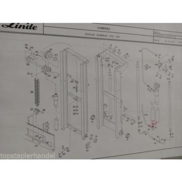Soupape Surpression Flux Linde No. 0009442329 pour presque tous les Types
