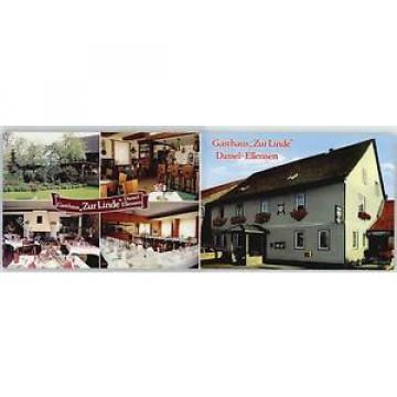 51010452 - Dassel , Solling Gasthaus zur Linde, Klappkarte Preissenkung