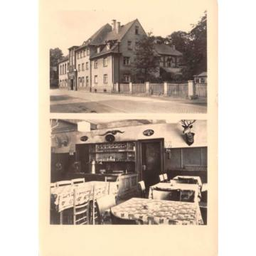 AK Gasthof Linde, Neukirchen i. Erzgeb. Bes. Karl Knoth Echt Foto Postkarte