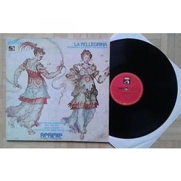 W624 EMI REFLEXE LA PELLEGRINA MEDICI ERICSON LINDE 2 x LP STEREO