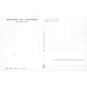 BG26118 hotel linde bodman bodensee  germany