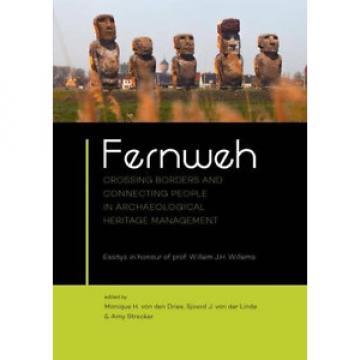Sjoerd J. Van Der Linde-Fernweh  (UK IMPORT)  BOOK NEW